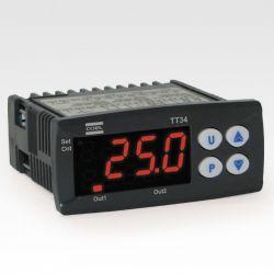 Temporizador Digital Microprocessado TT34HCRR 100~240VCA