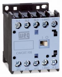 Mini Contator Tripolar WEG CWC07