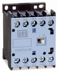 Mini Contator Tripolar WEG CWC16