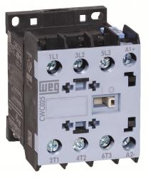 Mini Contator Tripolar WEG CWC025