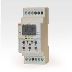 Interruptor horário Coel BWT20HR 100~240Vca - 48~63Hz