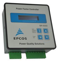 Controlador de Fator de Potência BR6000-R06 6 Estágios 220V