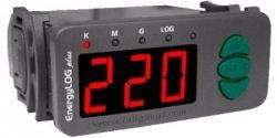 Monitor e Indicador Energylog Plus Full Gauge com Sitrad