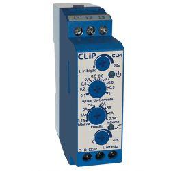 Monitor Monofásico de Min/Max Corrente CA e CC 0,01~5A CLIP - CLPI 24~242VCA