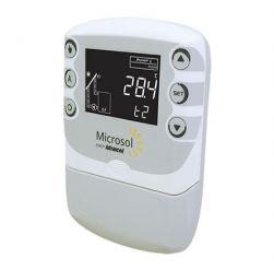 Termostato Aquecimento Solar Microsol RST Advanced