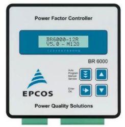 Controlador de Fator de Potência BR6000-R12 12 Estágios 220V