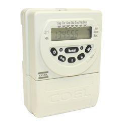 Interruptor horário Coel RTST-20 100~240Vca 48~63Hz