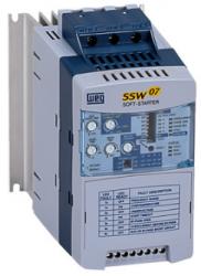 Chave de Partida Soft-Starter WEG SSW07 24A cód 10194171