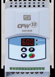Inversor de Frequência WEG CFW10 0,5cv 220V
