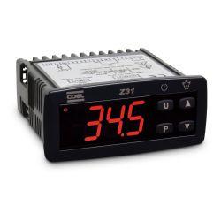 Controlador Digital p/ Refrigeração Com Degelo Coel Z31 hr 100-240v