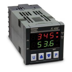 Controlador de temperatura Coel K49E HCRR 100 a 240 Vca