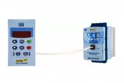 Kit Interface Operação Remota Ihm + Cabo Weg Para Soft Ssw07