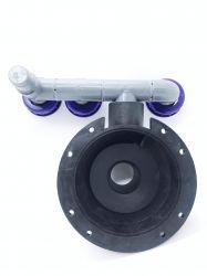 Distribuidor Hidráulico Da Bomba de Piscina Igui Modelo G2 ( Conexões )
