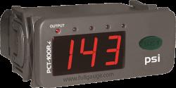 Pressostato de 1 Estágio p/ Sistema de Refrigeração Full Gauge PCT-100Ri