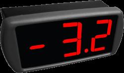 Controlador para Refrigeração c/ Degelo e para Aquecimento Full Gauge MT-512G 90~264Vca