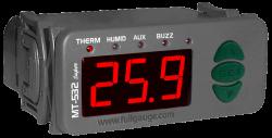 Controlador de Temperatura e Umidade Full Gauge MT-532 Super 115~230Vca