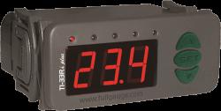 Termômetro Serial p/ 3 Sensores Full Gauge TI-33Ri Plus 115~230Vca