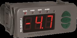 Controlador p/ Refrigeração e Degelo c/ Saída p/ Alarme Full Gauge TC-940Ri 115~230Vca