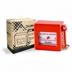 Acionador Alarme Inc. AM-C (c/mart)