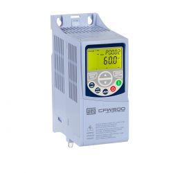 Inversor de Frequência WEG CFW500 1cv Monofásico/Trifásico 220v Cód:11575768