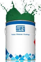 Tinta Liquida Weglack Verde  RAL 6002