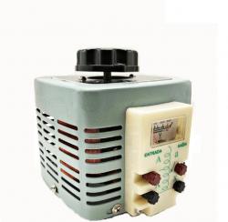 Regulador de tensão VARIAC JNG TDGC2-0,5  Monofásico, corrente 2A, capacidade 250VA (127V)/0,5KVA (220V)