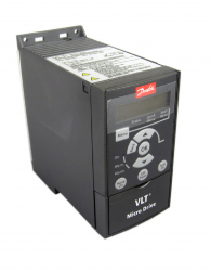 Inversor de frequência Danfoss VLT FC-51 PK75 - 1cv c/ IHM