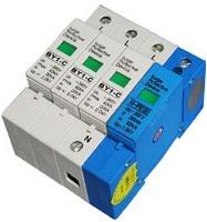 Dispositivo de Proteção Contra Surtos Tripolar+Neutro JNG BY1-C/3+1 40kA