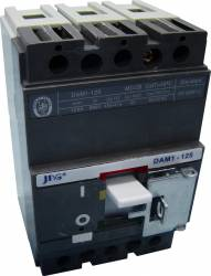 Disjuntor Em Caixa Moldada JNG DAM1-125N