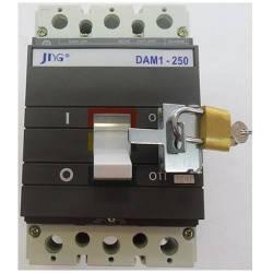 Disjuntor Em Caixa Moldada JNG DAM1-250S