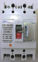 Disjuntor em caixa moldada Bipolar JNG DJM1-100L