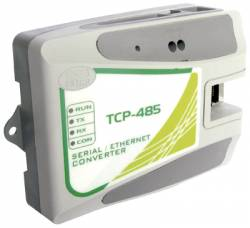 Conversor Serial/Ethernet Full Gauge TCP-485 12Vdc