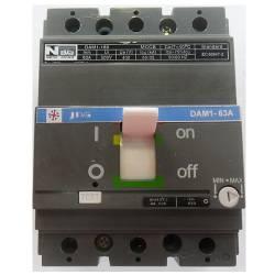 Disjuntor em caixa moldada JNG DAM1-1600N