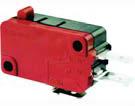 Microrruptor JNG RV-165-1C25