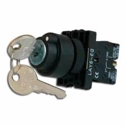 Chave Seletora / Comutadora Plástica JNG LAY5-EG