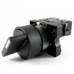 Chave Seletora / Comutadora JNG LAY5-ED Knob curto