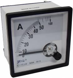 Amperímetro Analógico JNG CP-T72/96 (Leitura indireta)