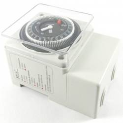 Programador horário Eletromecânico JNG JTHA 220Vca