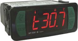 Controlador de Temperatura e Umidade Full Gauge MT-530e Super 115~230Vca