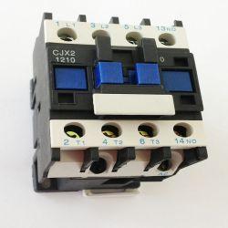 Contator de Potência Tripolar JNG CJX2-12 CA~ (NA ou NF)