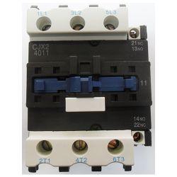 Contator de Potência Tripolar JNG CJX2-40 CA~ (1NA + 1NF)