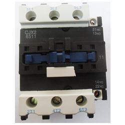 Contator de Potência Tripolar JNG CJX2-65 CA~ (1NA + 1NF)