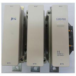 Contator de Potência Tripolar JNG CJX2-F630 CA~