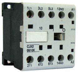 Mini Contator de Potência JNG CJX2-K0910Z CC- (1NA)