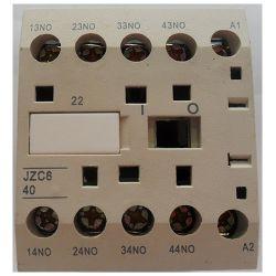 Mini Contator Auxiliar JNG JZC8 CC-
