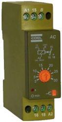 Temporizador Coel Prolongador de impulso AC 24Vca/Vcc