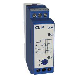 Relé Temporizador Bi-estável CLIP CLBE 24-242 Vca/Vcc